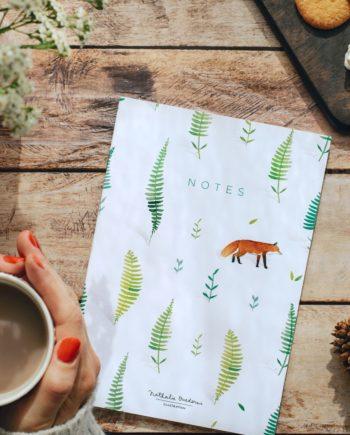 Duurzaam sprookjes notebook A5