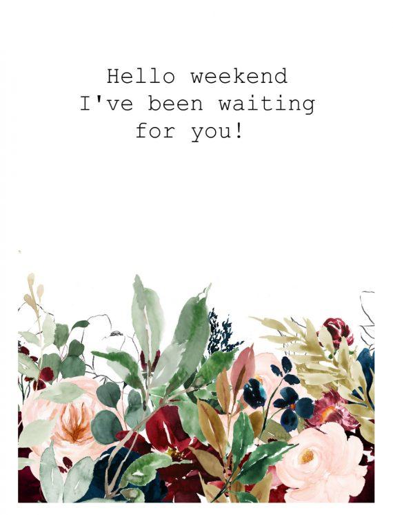 Duurzame kaart hello weekend