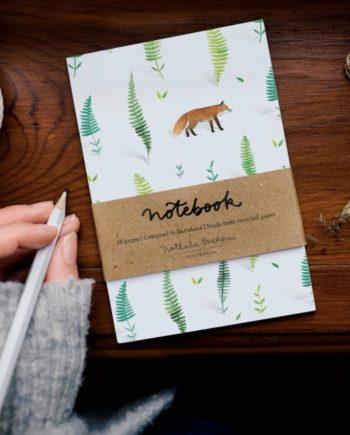 notebook a6 vos