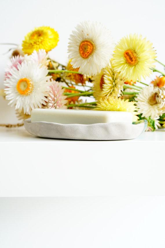 zeepbakje van keramiek