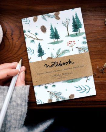 notebook duurzaam A6